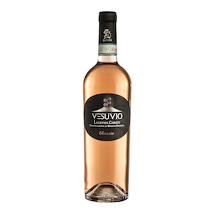 "Vesuvio DOC ""Black Label"" Rosato Lacryma Christi"
