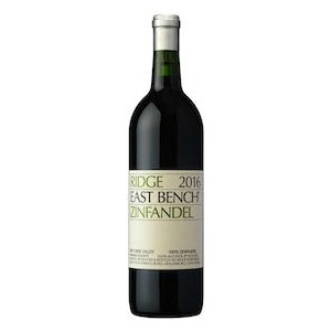 "Dry Creek Valley AVA ""East Bench"" Zinfandel"